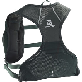 Salomon Agile Nocturne 2 Set de mochila, green gables